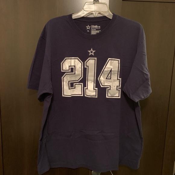 be6e6b16a6b Dallas Cowboys 214 shirt Zeke Dak. Dallas Cowboys Authentic.  M_5c1e76f9bb76150525385d4c. M_5c1e76f7c9bf509fe7527614.  M_5c1e76fb61974575d170fc17